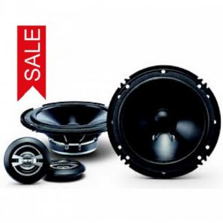 ALPINE SPJ-161CS Component Speakers