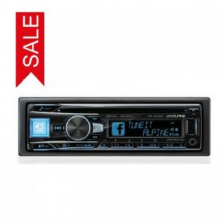 Alpine CDE-164EBT Head unit