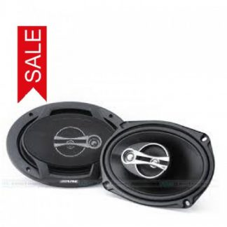 Alpine SPJ-691C3 6x9 Speakers