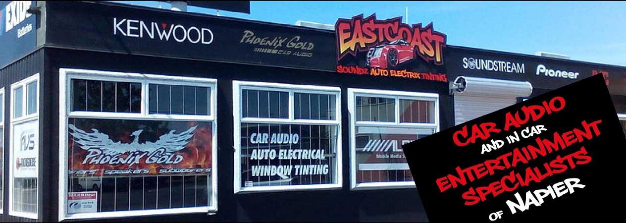East Coast Slider - Home